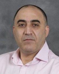 Mr Masood Shafafy FRCS